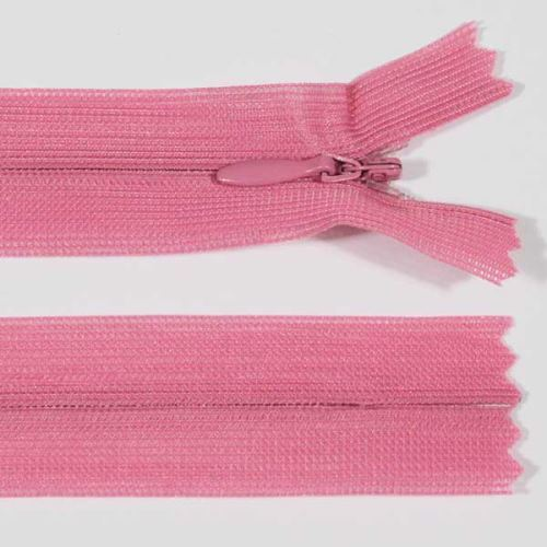 Zips skrytý šatový 3mm dĺžka 20cm, farba 137