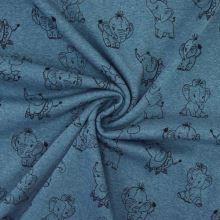 Warmkeeper modrý, slůňata, š.145