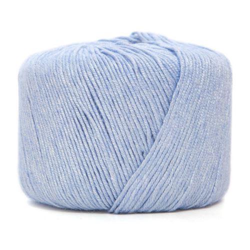 Příze ANGEL 50g, modrá - odstín 115