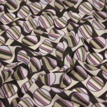 Šatovka barevný vzor š.145