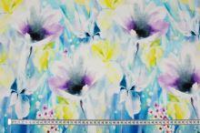 Úplet lila, rozkvetlá louka, š.175