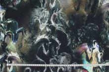 Úplet 17150, maľované kone š.145