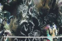 Úplet malované koně š.145