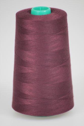 Nit KORALLI polyesterová 120, 5000Y, odstín 2780, fialová
