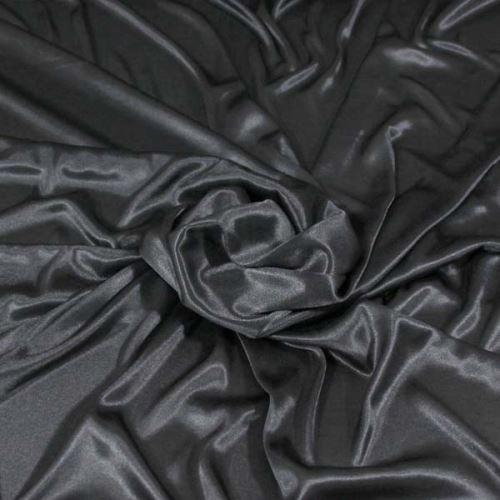 Podšívka elastická tmavě šedá IB117, š.150
