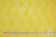 Krajka 16389 žlutá, š.150