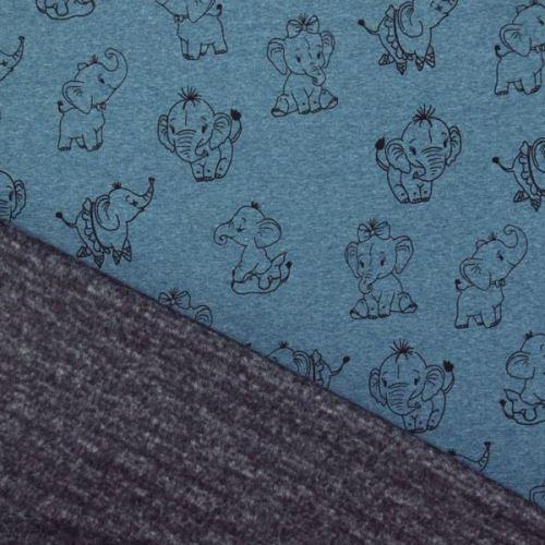 Warmkeeper modrý, sloníky, š.145