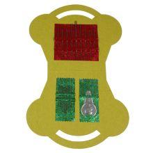 Krejčovské jehly mapka košík, 19 jehel
