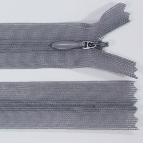 Zips skrytý šatový 3mm dĺžka 18cm, farba 528