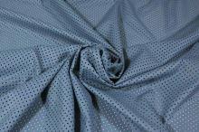 Koženka modrá perforovaná, š.135