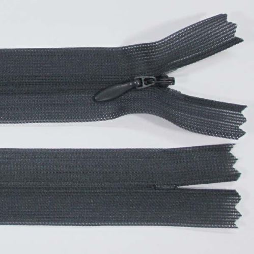 Zip skrytý šatový 3mm délka 20cm, barva 312