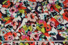 Šatovka 16611 barevný květ, š.140