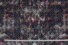 Úplet 16138, farebný vzor, š.150