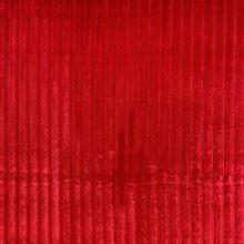 Minky menčester červený, š.140