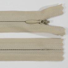 Zips skrytý 3mm dĺžka 40cm, farba 307