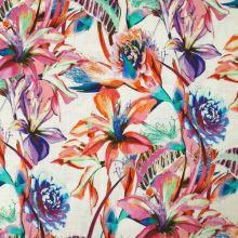 Šatovka bílá, růžovo-fialové květy, š.145