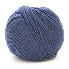 Priadza Hollie 50g, modrá - odtieň 051