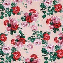 Kostýmovka ružová, ruža, š.145