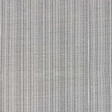 Bavlna biela, čierne zvislé prerušované pruhy, š.150