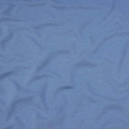 Warmkeeper, teplákovina světle modrá s plyšem, š.150