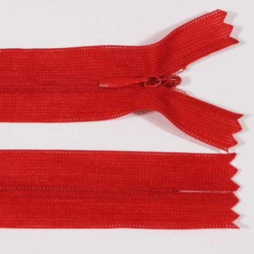 Zip skrytý šatový 3mm délka 30cm, barva 162