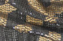 Flitry zlato-černé mapy š.110