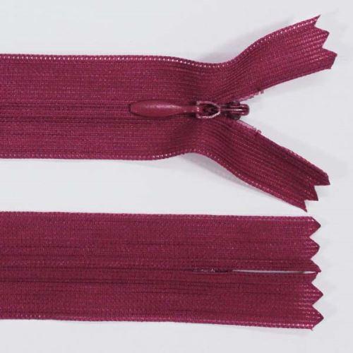 Zips skrytý šatový 3mm dĺžka 60cm, farba 640