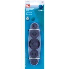 Pomůcka Prym pro potahování knoflíků 11-29 mm