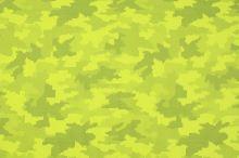 Softshell žlutý neon, reflexní vzor, š.145