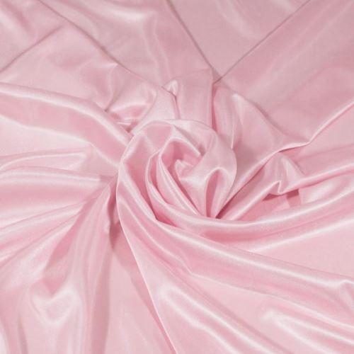 Podšívka elastická růžová IB7, š.150