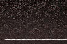 Samet hnědý, květy, š.155