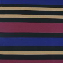 Úplet 19343, barevné pruhy, š.155