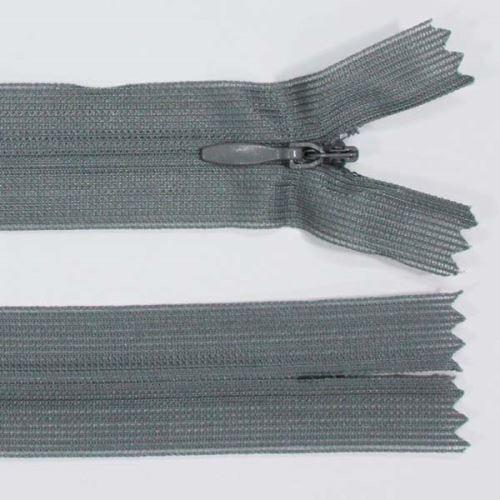 Zips skrytý šatový 3mm dĺžka 55cm, farba 319