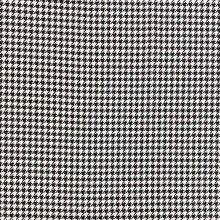 Šatovka N5194 bílo-černé pepito, š.140