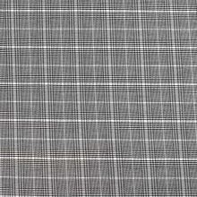 Kostýmovka BENGALÍNO, černo-bílé káro, š.145