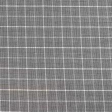 Kostýmovka BENGALÍNO, čierno-biele káro, š.145