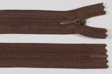 Zip skrytý 3mm délka 20cm, barva 301