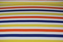 Úplet 13821, barevný pruh, š.155