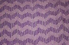 Flitre fialovo-ružové vlny š.135