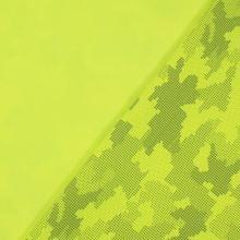 Softshell žltý neón, reflexný vzor, š.145
