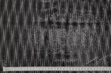 Flitry 12858, šedočerné, š.130
