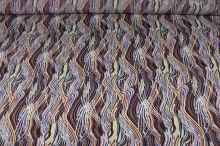 Šatovka 10853, barevný vzor, š.150