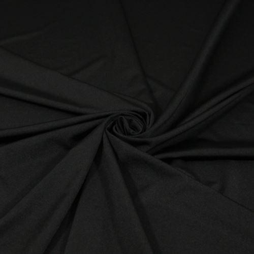Úplet černý 290g/m2, š.150