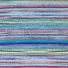 Úplet modro-červený pruh, š.150