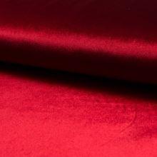 Zamat DE LUXE červený, 260g/m, š.145