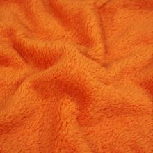 Fleece oranžový š.150