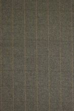Kostýmovka béžovočerná káro š.155