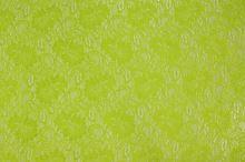 Krajka zelenožlutá N2627, š.140