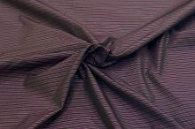 Taft 11158, fialovočerný pruh, š.150