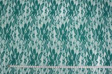 Krajka 16397 zelená, š.150